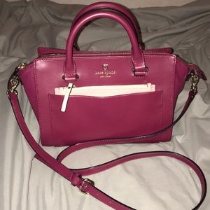 Kate Spade Medium Satchel Bag